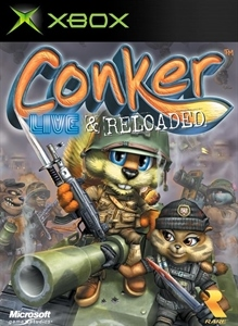 Carátula del juego Conker: Live & Reloaded
