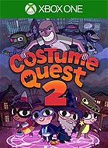 Carátula del juego Costume Quest 2