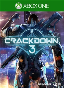 Carátula del juego Crackdown 3
