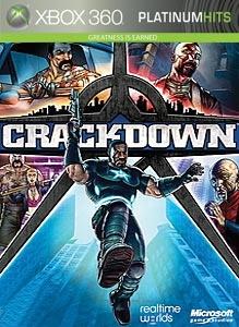 Carátula del juego Crackdown