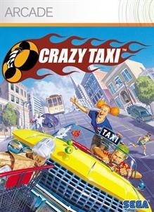 Carátula del juego Crazy Taxi