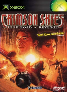 Carátula del juego Crimson Skies®: High Road to Revenge™
