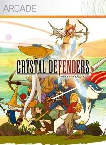 Carátula del juego CRYSTAL DEFENDERS™
