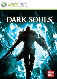 Carátula del juego Dark Souls