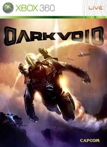 Carátula del juego Dark Void