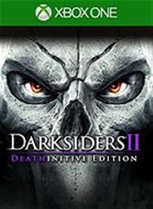 Carátula del juego Darksiders II Deathinitive Edition