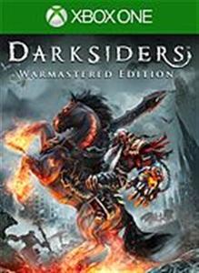 Carátula del juego Darksiders Warmastered Edition