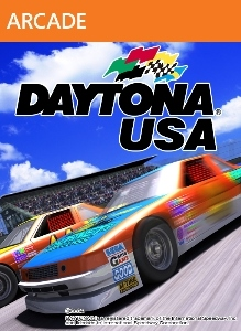 Carátula del juego DAYTONA USA