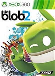 Carátula del juego de Blob 2