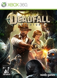 Carátula del juego Deadfall Adventures