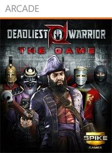 Carátula del juego Deadliest Warrior