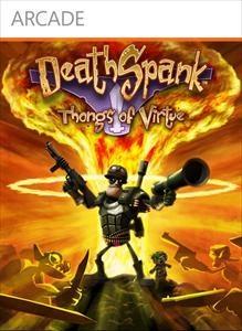 Carátula del juego Deathspank T.O.V.