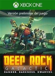 Carátula del juego Deep Rock Galactic (Versión preliminar del juego)