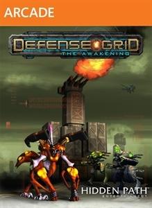 Carátula del juego Defense Grid