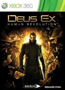 Carátula del juego DEUS EX: HUMAN REVOLUTION