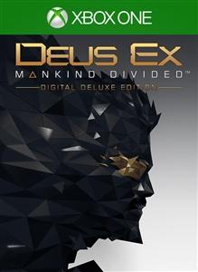 Carátula del juego Deus Ex: Mankind Divided - Edición digital de lujo
