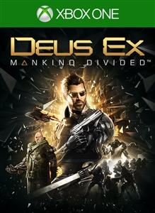Carátula del juego Deus Ex: Mankind Divided™