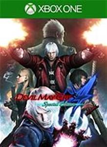 Carátula del juego Devil May Cry 4 Special Edition