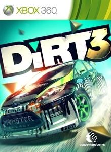 Carátula del juego DiRT 3