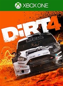 Carátula del juego DiRT 4