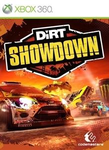 Carátula del juego DiRT Showdown