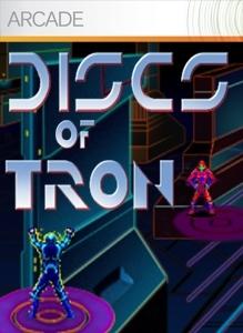 Carátula del juego Discs of Tron