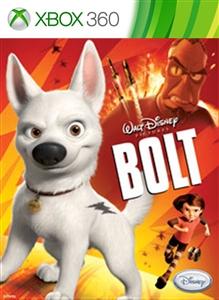 Carátula del juego Disney Bolt