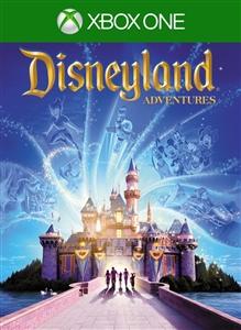 Carátula del juego Disneyland Adventures