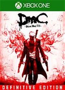 Carátula del juego DmC Devil May Cry: Definitive Edition