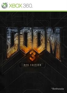 Carátula del juego DOOM 3 BFG Edition