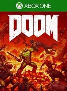 Carátula del juego DOOM