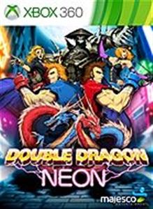 Carátula del juego Double Dragon Neon