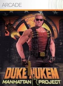 Carátula del juego Duke Nukem Manhattan Project