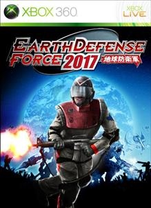 Carátula del juego Earth Defense Force 2017