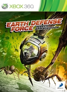 Carátula del juego Earth Defense Force: IA