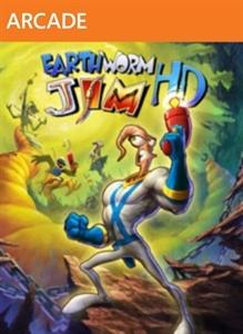 Carátula del juego Earthworm Jim HD