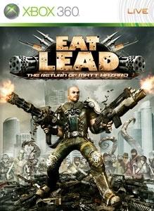 Carátula del juego Eat Lead