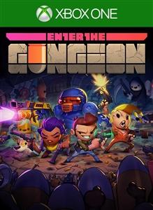 Carátula del juego Enter The Gungeon