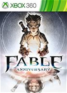 Carátula del juego Fable Anniversary