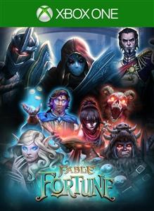 Carátula del juego Fable Fortune