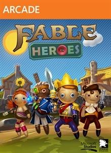 Carátula del juego Fable Heroes