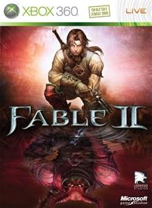 Carátula del juego Fable II