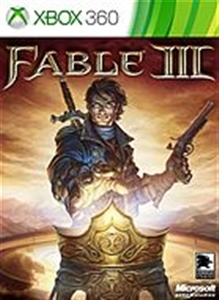 Carátula del juego Fable III