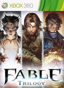 Carátula del juego Fable Trilogy