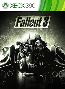 Carátula del juego Fallout 3