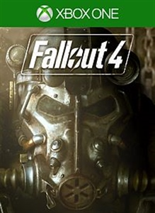Carátula del juego Fallout 4
