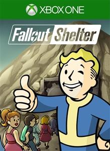 Carátula del juego Fallout Shelter