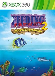 Carátula del juego Feeding Frenzy 2