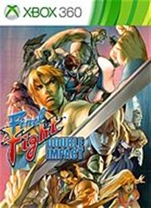 Carátula del juego Final Fight: DblImpact