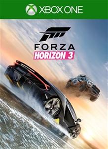 Carátula del juego Forza Horizon 3: Edición Estándar